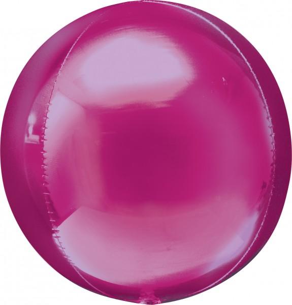 Palloncino a palloncino in magenta