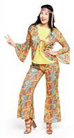Sonnenschein Hippie Kostüm für Damen