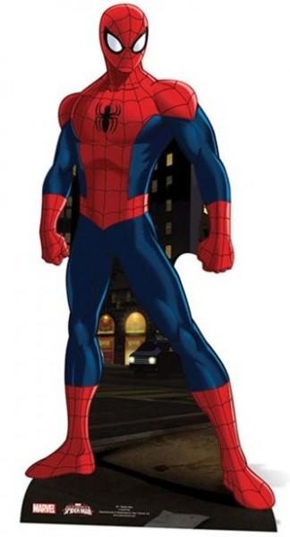 Spider Man Pappaufsteller 173cm
