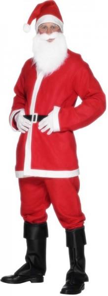 Disfraz de Santana Santa Claus