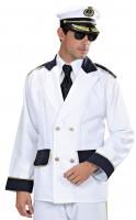Chique cruiseschip kapitein jas