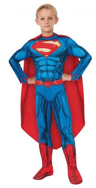 Superman Heldenpower Jungenkostüm
