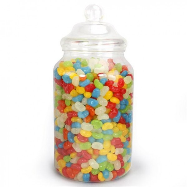 Pot à bonbons victorien 3.25L