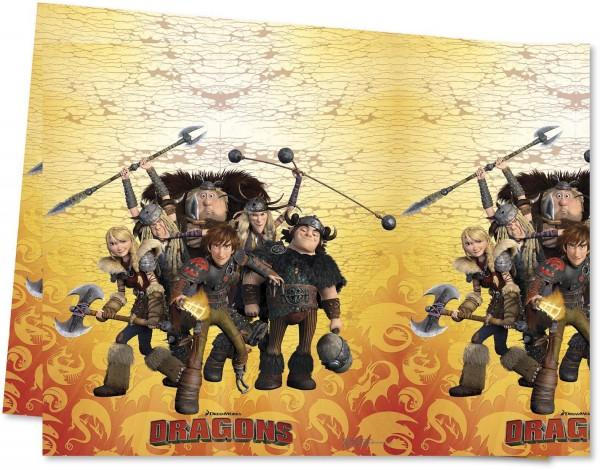 Dragons Tischdecke 120 x 180cm