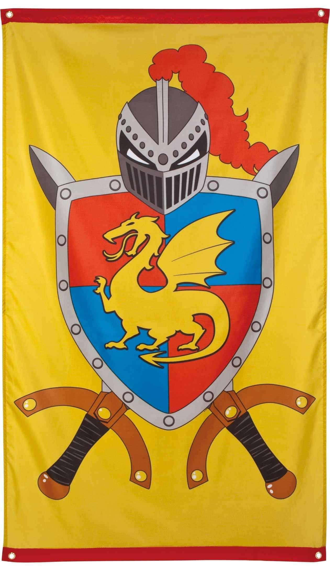 Flagge Fahne England Ritter Hissflagge 90 x 150 cm