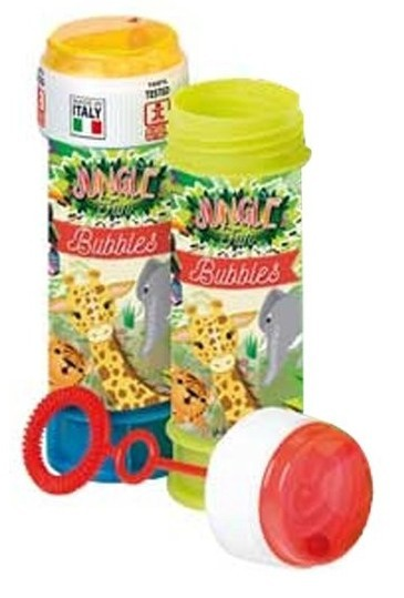 Bulles de Savon Safari Adventure 60ml