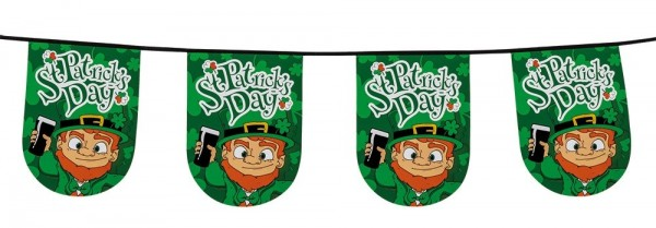 Łańcuszek na proporczyk Happy St. Patricks Day 6m