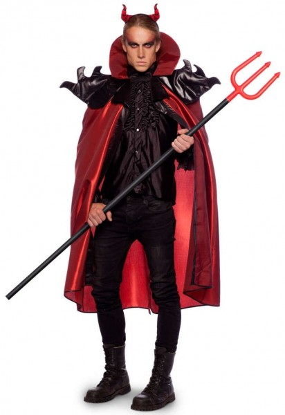 Costume homme diable Lucifer