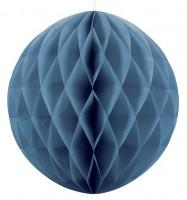 Wabenball Lumina blau 40cm