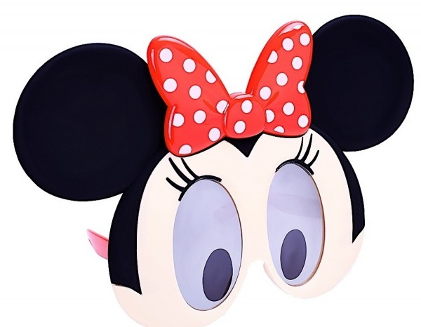 Lustige Disney Minnie Mouse Brille