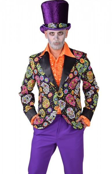 Giacca da uomo Day of the Dead