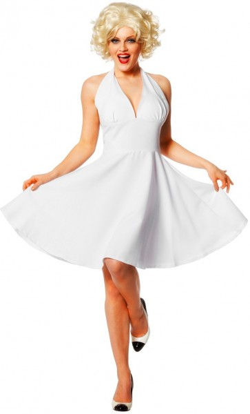 50s Diva Marilyn ladies costume