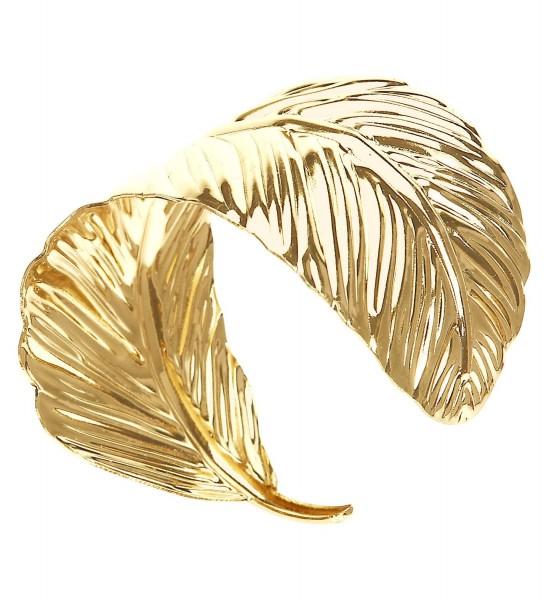 Gouden godin armband