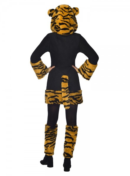 Tiger Lady Antonia Costume Women's