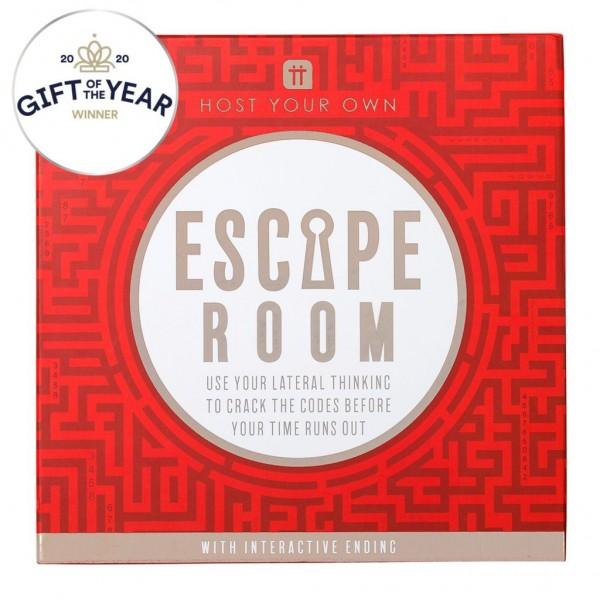Escape Room Partyspiel Asien