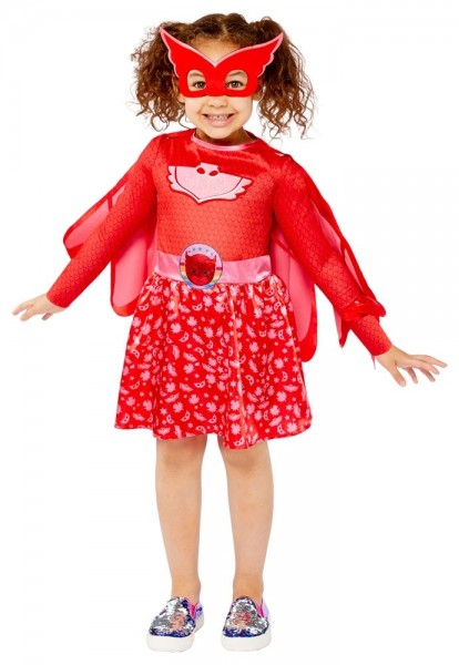 PJ Masks Owlette Costume Girls