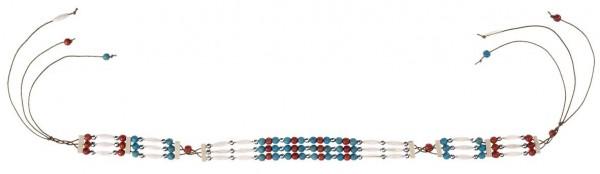 Perlengürtel Im Indianischen Design