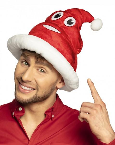 Weihnachtsmütze Kackhaufen