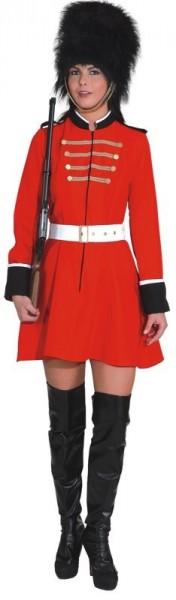 Englische Palastwächterin Kostüm 1