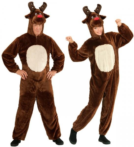 Pluche dieren Unisex kostuum