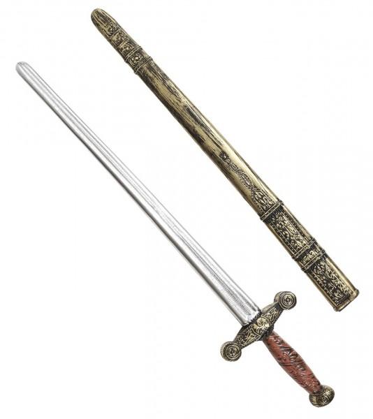 Altertümliches Ritterschwert 75cm
