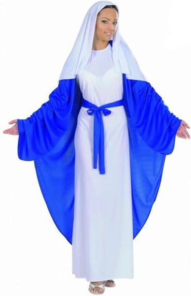 Heilige Maria Kostüm für Damen