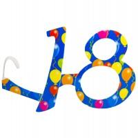 Party Brille 18. Geburtstag