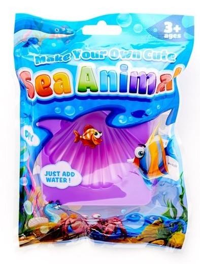 Kreiere dein Meerestier Knet Partyspiel