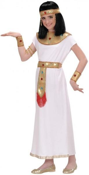 Kleines Ägyptisches Cleopatra Kinderkostüm