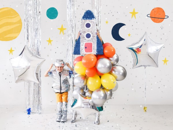 Space Party Rockets Pinata