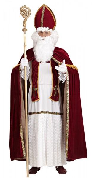 Vescovo costume di Santa Bonazius XL