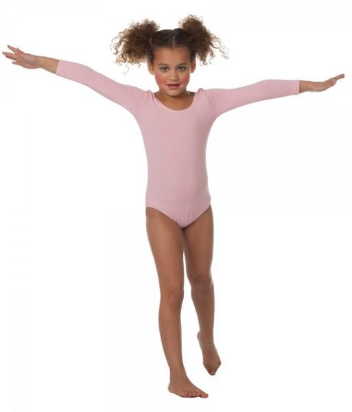 Klassischer Body Für Kinder Rosa