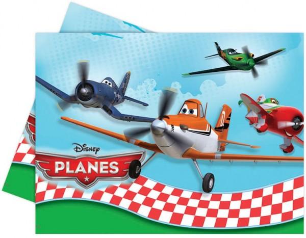 Disney Planes Dusty Und Skipper Riley Kunststofftischdecke 120x180cm