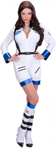 Astronauten Lady Bella Damenkostüm