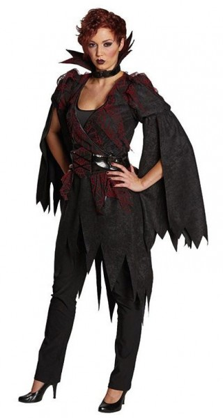 Costume da donna Witch Lady Mortalia