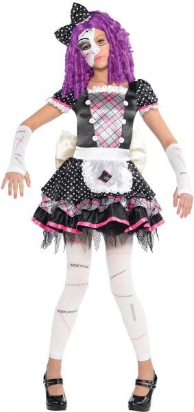 Costume enfant poupée d'horreur