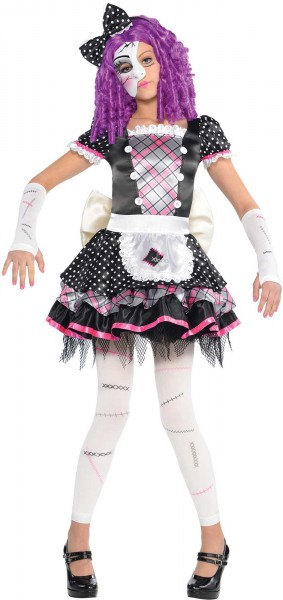 Costume bambino bambola horror