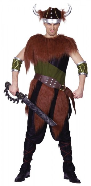 Bloodthirsty Viking men's costume