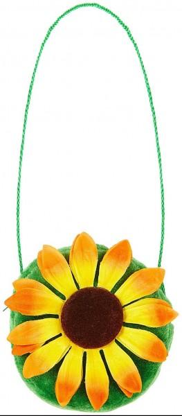 Sonnenblumen Umhängetasche