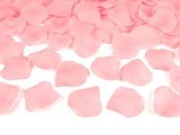 500 Rosenblüten Amour hellrosa