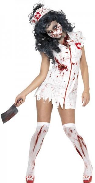 L'infermiera pazza