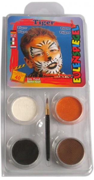 Tiger Schminkset Deluxe