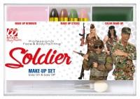 Soldaten Professional Make Up Set