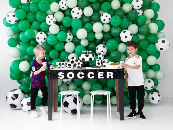20 Fußball Servietten Kick it 27cm