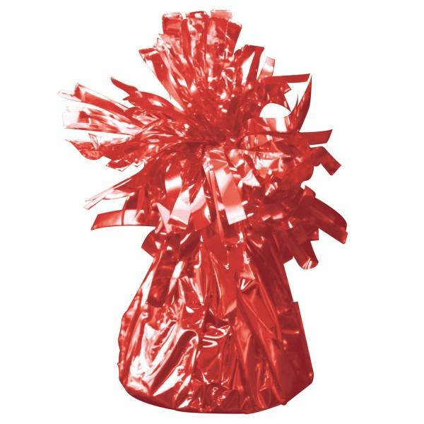 Palloncino Peso lucido rosso 170g