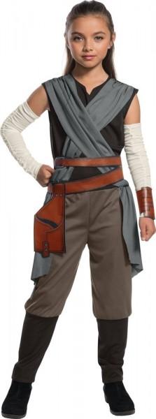 Nachwuchs Rey Star Wars Kostüm 1