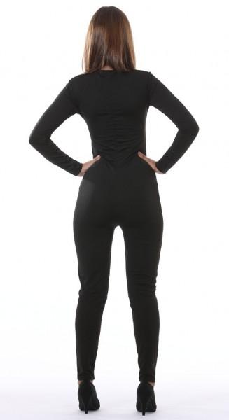 Body complet pour femme noir