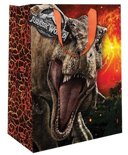 Jurassic World Geschenktüte Urknall