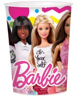 Barbie Fashionista Kunststoffbecher 473ml