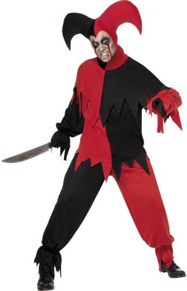 Psycho Hofnarr Kostüm Beppo